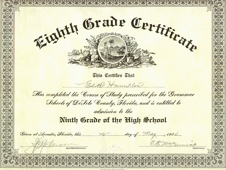 School Graduation Certificate Template  Reward Charts for
