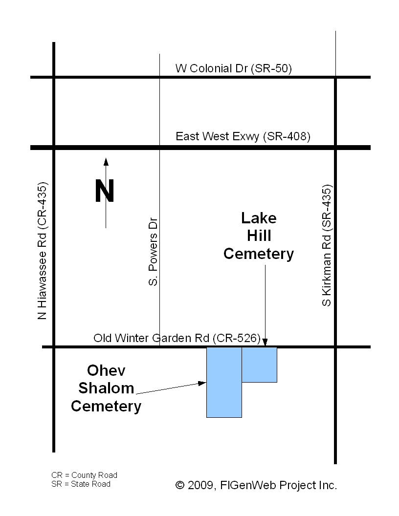 Cemetery Location